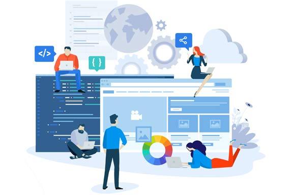 Service développement de site web de qualité adapté aux besoins des utilisateurs